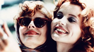 Thelma & Louise: the original selfie